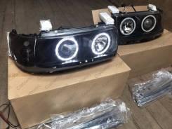 Фара. Toyota Land Cruiser, FJ80G, FZJ80G, HDJ81, HDJ81V, HZJ81V, FZJ80J Lexus LX450