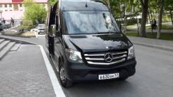 Аренда микроавтобуса Mercedes-Benz с водителем