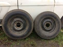 Продам колеса для ГАЗ 69. Резина Stomil Польша