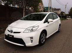 Аренда авто Toyota Prius 2013-2016г. в.