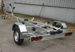 Прицеп ЛАВ 81014 для перевозки катера 5м