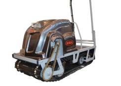 Мотобуксировщик Koira для глубокого снега (мотособака) KOiRA 500 15 E, дилер МОТО-ТЕХ, Томск