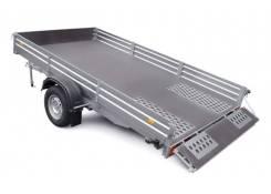 Прицеп МЗСА 817718.012 для перевозки 2-х снегоходов