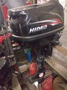 Продам мотор Hidea 6 л. с. 4 т.