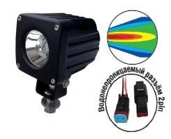 """Фара светодиодная """"Off-road"""" AVS Light FL-1237 (FL-1410) (10W)"""