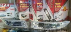 Комплект противотуманных фар Toyota Corolla/Runx/Allex/Fielder 00-02г