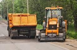 Грузоперевозки и работа трактора