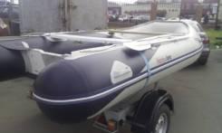 Лодка honda honwave T40