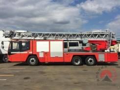 Автовышка(пожарная машина) 45 метров. Поставляем на заказ из Японии