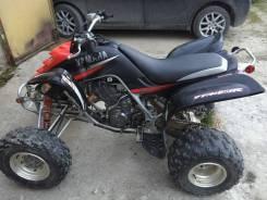 Yamaha Raptor 660, 2003