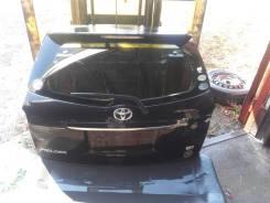 Дверь багажника. Toyota Corolla Fielder, NZE141, NZE141G, NZE144, NZE144G, ZRE142, ZRE142G, ZRE144, ZRE144G 1NZFE, 2ZRFAE, 2ZRFE