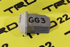Реостат печки (резистор) Subaru Impreza 3 контакта. Оригинал!