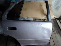 Форточка задняя правая Toyota Camry SV32