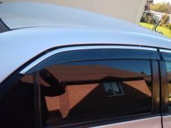 Ветровик на дверь. Toyota Corolla, ADE150, NDE150, NRE150, ZZE150, ZRE172, NDE180, ZRE181, NRE180, ZRE182 Двигатели: 2ZRFE, 1NDTV, 2ZRFAE, 1ZRFE, 1NRF...