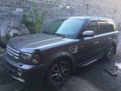 Land Rover Range Rover Sport, 2005