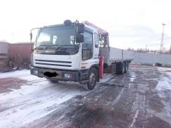 Isuzu Giga. Продается грузовик с манипулятором Isuzu GIGA, 22 801куб. см., 15 000кг., 6x4