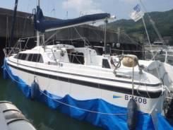 Моторная яхта Macgregor 26X, киль убирается!