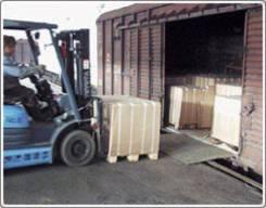 Выгрузка/погрузка вагонов/контейнеров