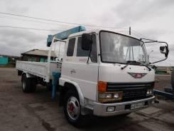 Hino Ranger, 1989