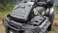 Вынос радиатора на квадроцикл Polaris 1000