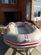 Продам лодку ПВХ Joycraft JEF 4.05 метра