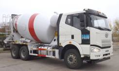 FAW J6. Автобетоносмеситель 6x4 CA5250GJBP66K2T1E4 в Челябинске, 11 000куб. см., 10,00куб. м.