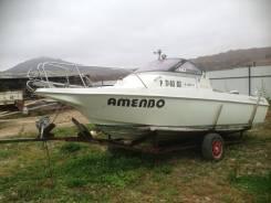 Продается катер Yanmar FX19