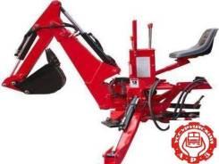 Экскаватор-погрузчик (задненавесной) ВК-215