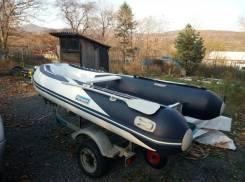 Продам лодку RIB Forward MX 350