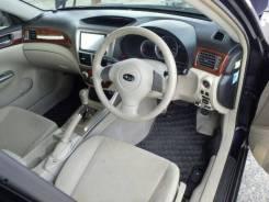 Салон светлый на Subaru Impreza GH