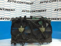 Радиатор охлаждения двигателя. Nissan Sunny, FB15 QG15DE, QG15DELEV