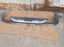 Юбка заднего бампера Мерседес GLE A1668859425