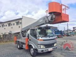 Toyota Dyna. (Hino Dutro) автовышка 19 метров, 5 300куб. см., 19,00м. Под заказ