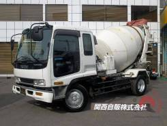 Isuzu Forward. , миксер 3 куба, 6HH1!, 8 200 куб. см., 3,00 куб. м. Под заказ