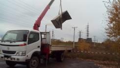 Toyota. Продам грузовик DUNA - кран борт., 5 300куб. см., 4x2