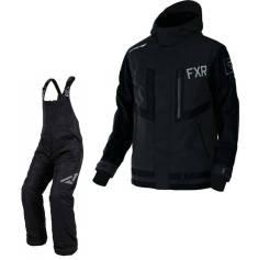 Зимний костюм snowmobile FXR Caliber снегоходный