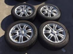 """205/55 225/50 R16 Bridgestone Potenza RE-01 литые диски (K10-1605). 7.0x16"""" 5x114.30 ET55"""