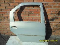 Дверь RR RH Renault logan, шт Renault Logan LS0B K7M, правая задняя