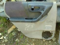Обшивка задней левой двери Subaru Forester SF5
