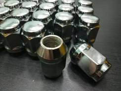 Гайки конусные комплект 20 штук M14*1.5 (21 ключ)