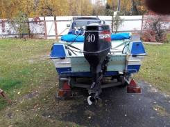 Моторная лодка крым м