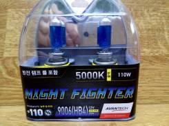 Лампа галоген HВ4 12V-55W (светоотдача-110W) 5000K Комплект-2 шт.