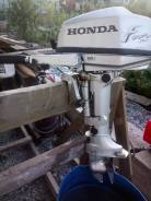 Продам лодочный мотор хонда 5