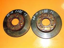 Диск тормозной. Nissan Cube, AZ10 CGA3DE
