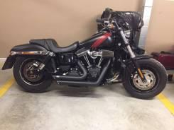 Harley-Davidson Dyna Fat Bob, 2016