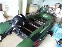Лодка ПВХ 'Корсар' + мотор Suzuki DT30S