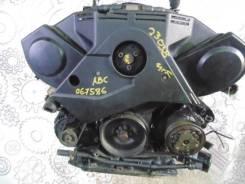 Контрактный (б у) двигатель Ауди ABC A4 2,6 л бензин