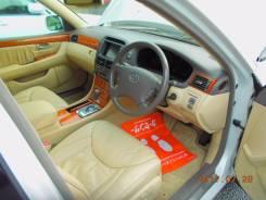 Toyota Celsior, 2003