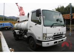 Mitsubishi Fuso Fighter. Mitsubishi Fighter, ассенизатор 3,5 кубов., 8 200 куб. см. Под заказ