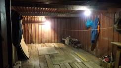 Металлический гараж со светом в коперативе ул. Адмирала Юмаш. д.11в ст.4